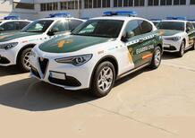 Alfa Romeo Stelvio entra nella flotta della Guarda Civil