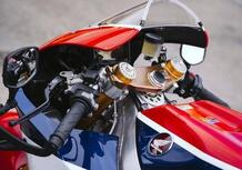 Brevetto motore Honda V4. A volte V2
