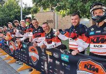 Pici e amici in Umbria al Trofeo Enduro della KTM