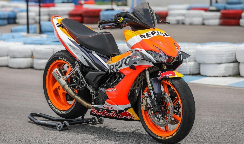 Da Honda SuperCub a RCV Replica MotoGP. Accade in Malesia