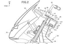 Honda deposita tre brevetti per airbag moto (e soprattutto scooter)