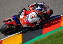 MotoGP 2021. GP di Germania al Sachsenring. Johann Zarco conquista la pole position