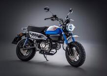 Honda Monkey 2022, arriva l'Euro-5