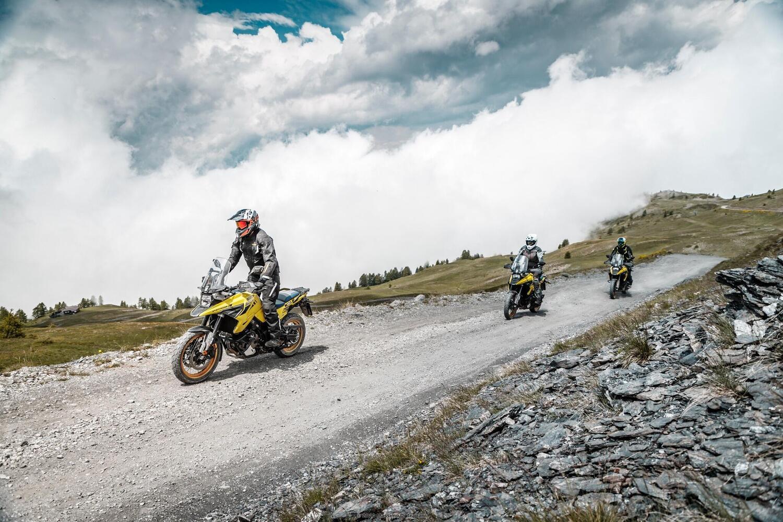In Moto Oltre le Nuvole: Adventouring dal 25 al 27 giugno al Sestriere