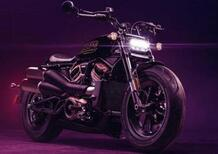 Harley-Davidson 1250: arriva la seconda novità con il Revolution Max