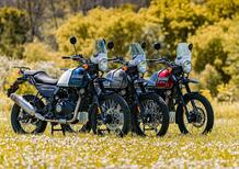 Royal Enfield Himalayan 650 in arrivo (sviluppata in UK)