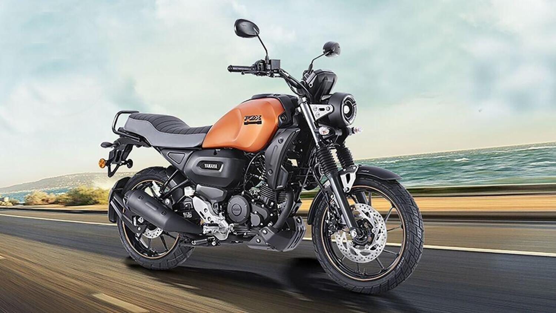 Yamaha FZ-X 150, l'altra heritage