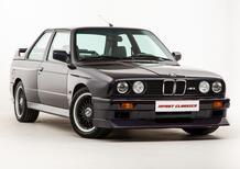 In vendita una rara BMW M3 e30 Johnny Cecotto Edition