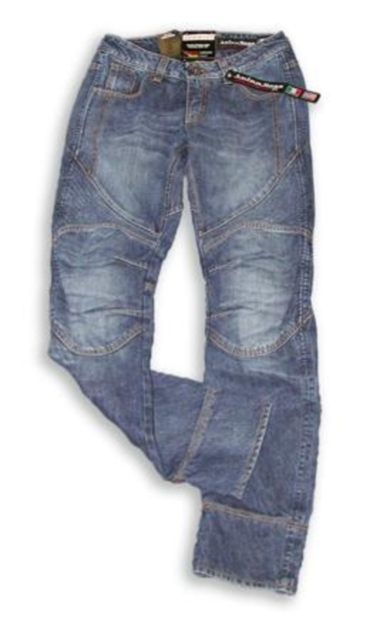 Nuovi jeans Kevlar Arlen Ness