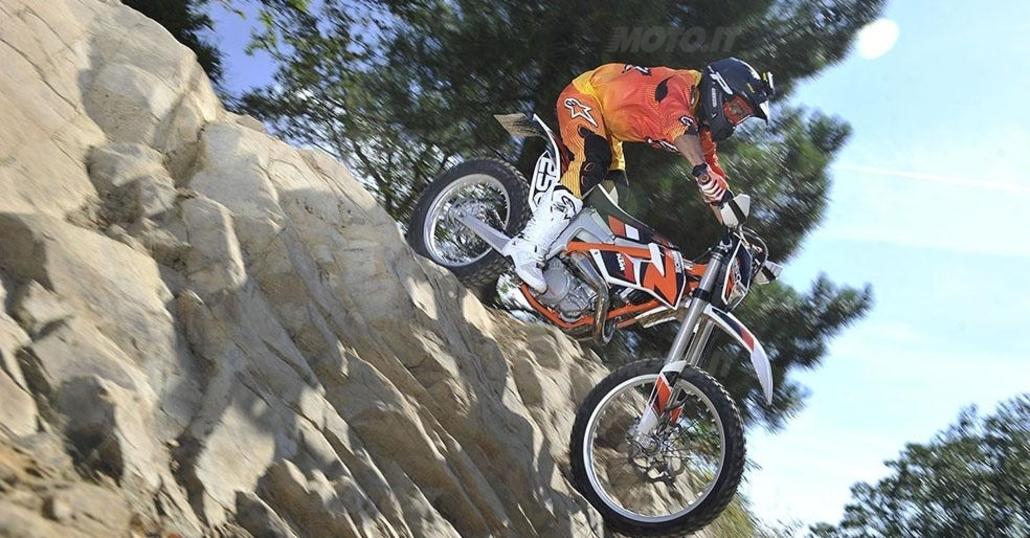 KTM Freeride 250R e 350 2014