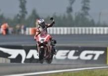 Badovini conquista la Superpole al Nurburgring