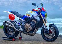 Le 10 migliori Honda CB650R Special d'Europa [GALLERY]