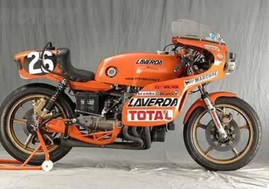 Massimo Clarke: Laverda Story, le moto di un grande marchio