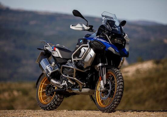 R1250GS Adventure, Interceptor 650 and Tracer 9 are the best-selling bikes in the UK