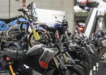 Yamaha a EICMA 2021 con le novità moto e scooter