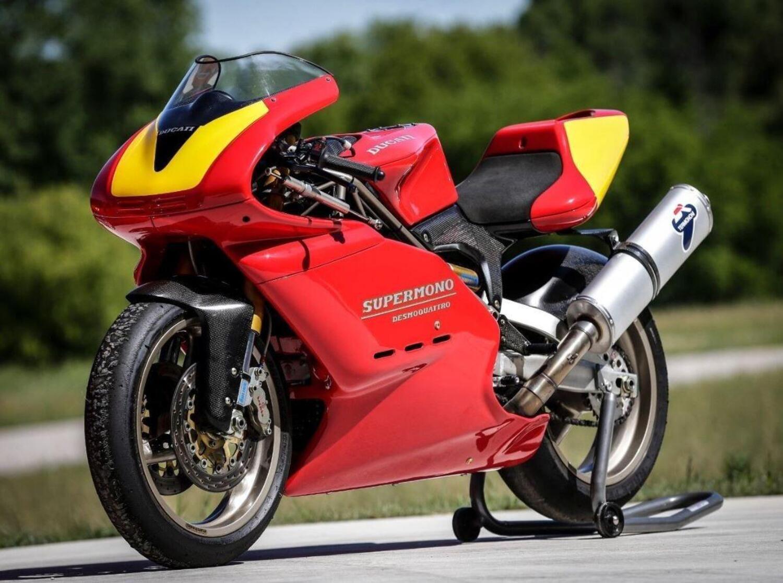 Supermono: l'ultima Ducati monocilindrica. E che moto!