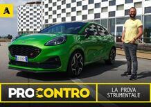 Ford Puma ST, PRO e CONTRO | La pagella e tutti i numeri della prova strumentale