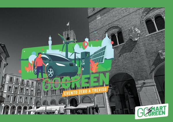 Go Smart Go Green, si parte da Treviso il 25-26 settembre