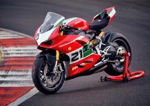 Ducati Panigale V2 Bayliss 1st Championship 20th Anniversary: una replica per il campione