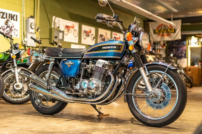 Honda CB750 Four, due esemplari d'epoca sono all'asta