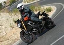 Yamaha MT-09: Claudio l'ha provata per primo. Il suo racconto