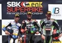 Laverty vince gara1 SBK a Istanbul