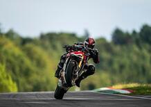 Ducati Streetfighter V4 SP: depositato il nome all'EPA