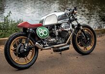 Wolf Moto Guzzi 850 Le Mans II, café racer sudafricana
