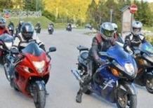 Suzuki Hayabusa Italian Meeting 2013, 60 moto da 6 Paesi