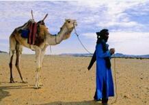 """Nico Cereghini: """"Tuareg, una moto e anche un popolo annientato"""""""