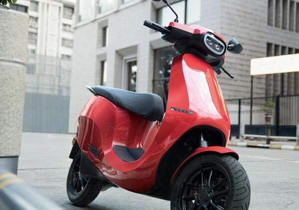 Lo scooter elettrico Ola pronto a conquistare lIndia, e non solo!