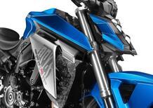 Suzuki GSX-S950, ecco il prezzo. Promozione di lancio
