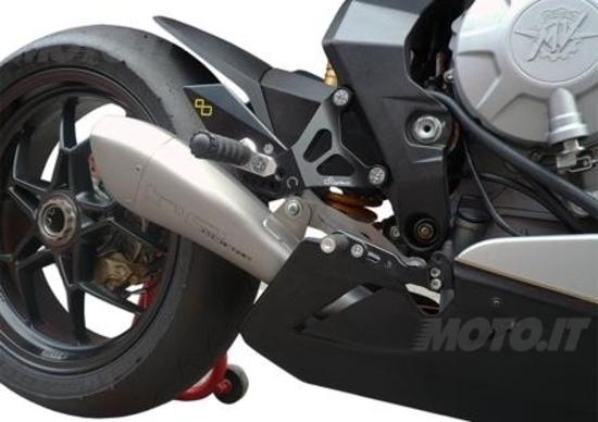 HP Corse per MV Agusta F3