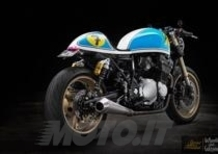 Suzuki GSX1200 Tzar, omaggio a Barry Sheene
