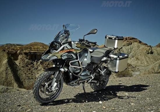 EICMA 2013: BMW R1200GS Adventure 2014