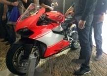 Ducati Panigale 1199R Superleggera: eccola in versione definitiva