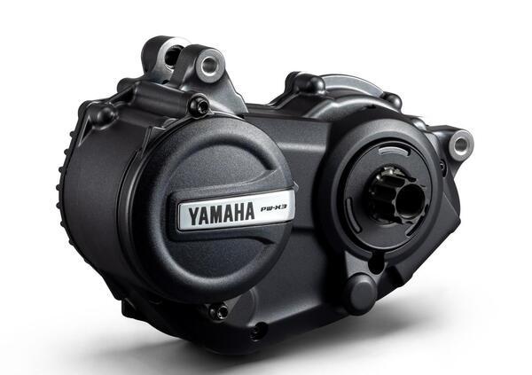 Yamaha PW-X3, il nuovo motore per eBike