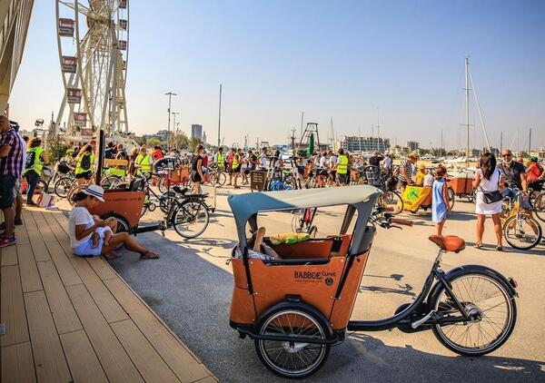 Al via lItalian Bike Festival di Rimini