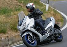 Suzuki Burgman 400 2022 TEST: in città e fuori