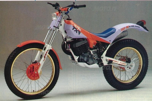 Aprilia TXR312M