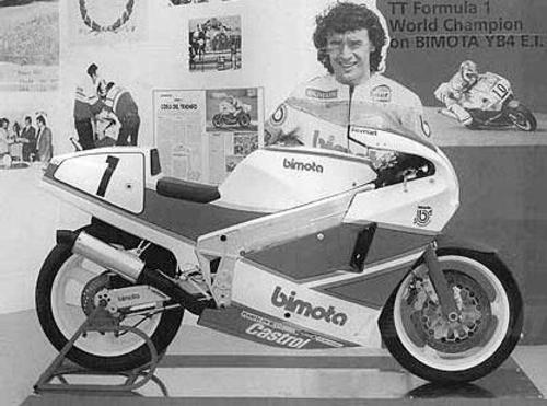 Bimota YB4 Campione F1 1987