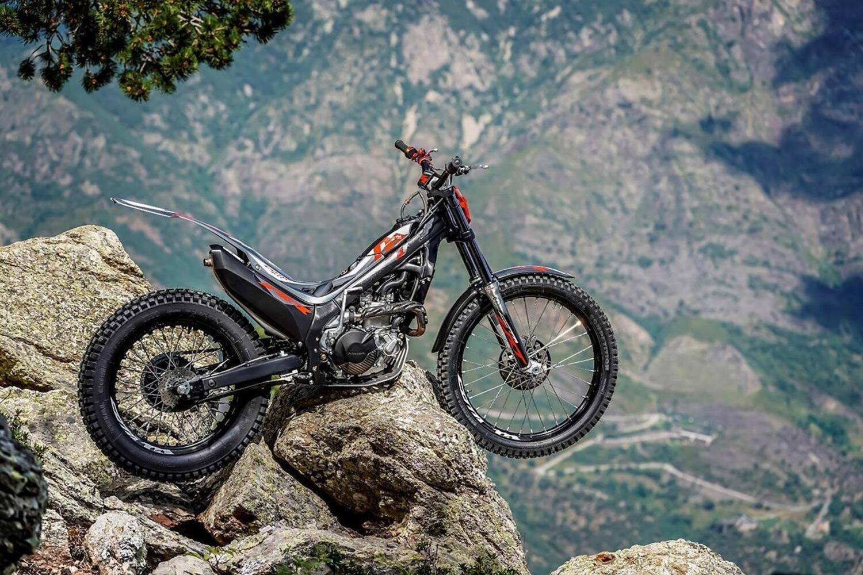 Montesa 2022: arriva la gamma trial Cota 301RR e 4RT260