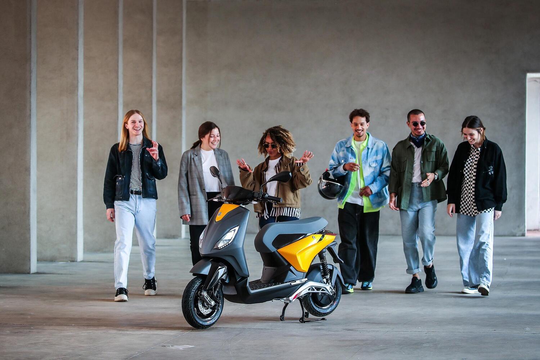 Piaggio 1. Lo scooter elettrico per tutti arriva nei concessionari
