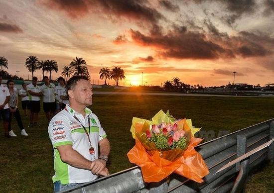Le foto più spettacolari del GP di Sepang