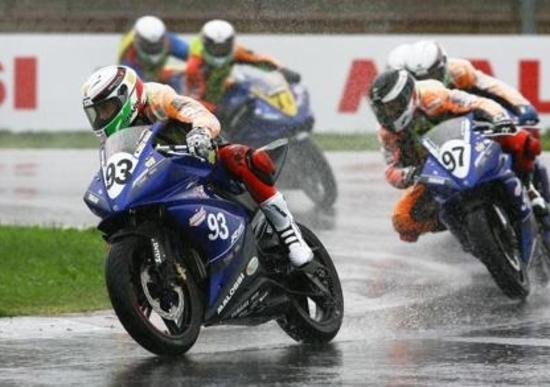 Nicola di Ragno conquista la Yamaha R125 Cup 2013