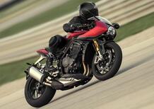 Nuova Triumph Speed Triple 1200 RR 2022: dati, foto e prezzo