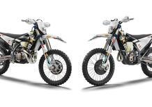 In vendita le enduro Husqvarna TE 300I e FE 350 Rockstar Edition 2022