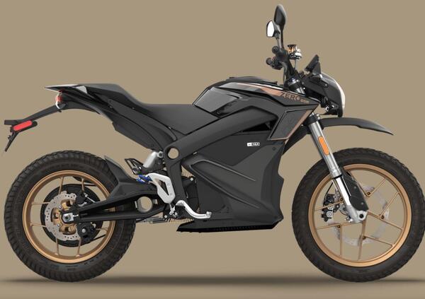 Zero Motorcycles. I modelli 2022 arriveranno in anticipo (negli USA)