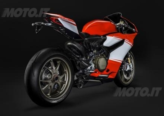 Ducati 1199 Superleggera, 200 cv per soli 155 chili