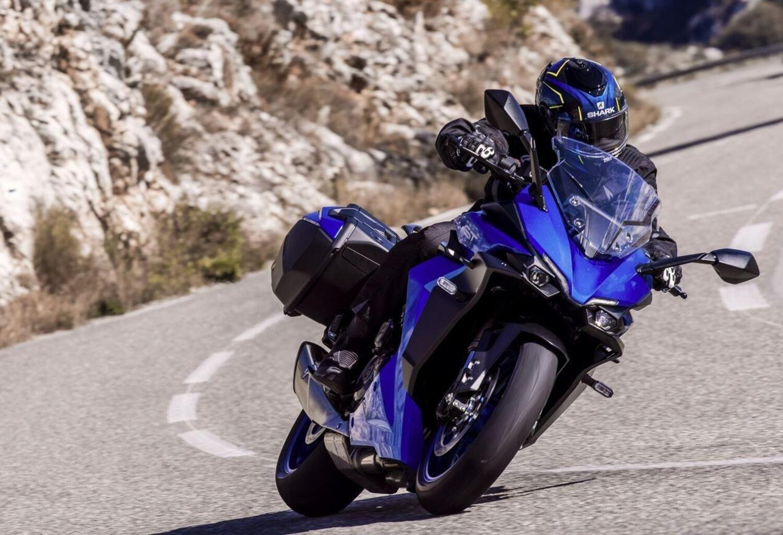 Suzuki GSX-S 1000GT 2022. Dati, prezzo e video della nuova sport touring